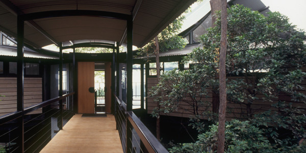 Gartner House, 1990 – Mt. Tamborine. Q.