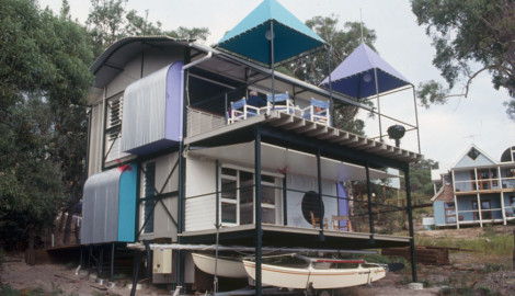 P&R. Clarke House, 1992 – North Stradbroke Is. Q.