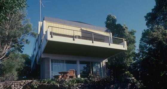 Foster House, 1971 – Alexandra Headland. Q.