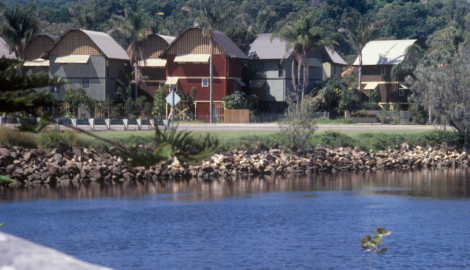 The Hastings [strata title apartments & shops], 1984 – Noosa Hds. Q.