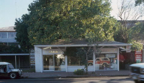 Ooh La La – Shop Refurbishment, 1985 – Noosa Hds. Q.