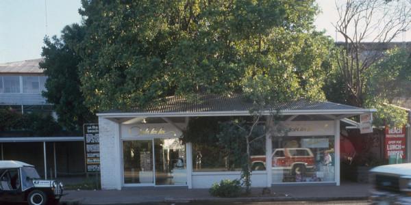 Ooh La La – Shop Refurbishment, 1985 – Noosa Hds. Q.