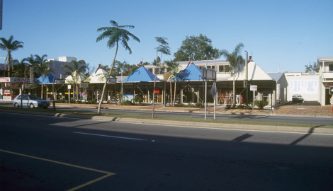 Keil Shops & Offices Refurbishment, 1992 – Noosa Junction. Q.