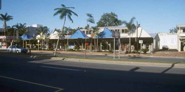 Keil Shops & Offices Refurbishment, 1992 – Noosa Junction. Q.