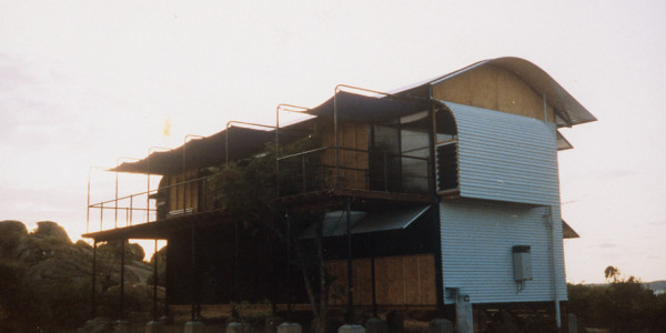 Maxima Pearling House, 1992 – Cone Bay. W.A.