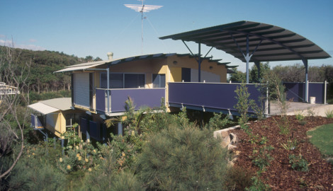Frei-Boyer House, 1995 – Sunshine Bch. Q.