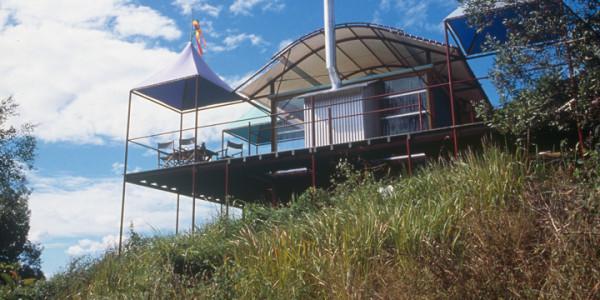 Tent House [G&E Poole Residence No.4], 1990 – Eumundi. Q.