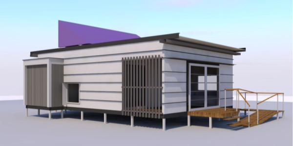 The Dobie Cabins – Design Stage